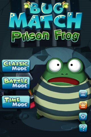 Screenshot BugMatch Prison Frog